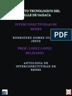 Antologia Redes