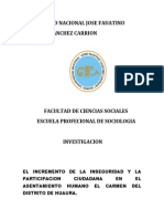 Investigacion 2013