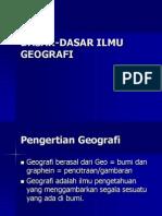 DASAR-DASAR ILMU GEOGRAFI.ppt