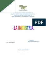Trabajo Sobre La Industria