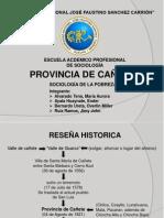 Provincia de Cañete
