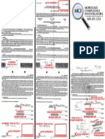 Proof of Fake Note Indorsements and Forged Signatures