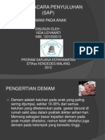 Power Point Demam