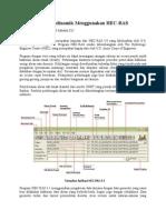 Pemodelan Aliran Dengan HEC-RAS 4.1