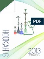 Hookah G 2013 Catalog
