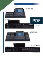 Yamaha M7CL Digital Live Sound Console For Hire