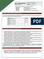 Formato Presentación Mision Vision Diagnostico
