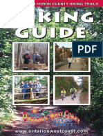 Huron County Hiking Guide