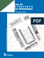 Cuaderno de Arquitectura y Nuevo Urbanismo