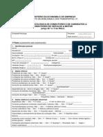 Modelo Relatorio Avaliacao Psicologica 2013