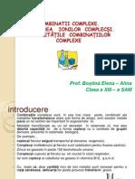 0 Combinatii Complexe 2003