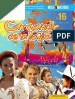 Carnaval Cochabambino