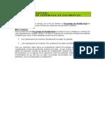 Informe Ejecutivo Rendimiento de Pavimentos Ceramicos