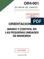 Or4-001 Mando Y Control De Pequeñas Unidades Maniobra.pdf
