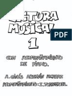 Lectura Musical Ejercicios Ritmicos