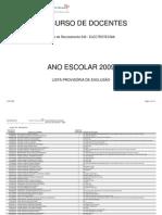 Grupo de Recrutamento 540 - ELETROTECNIA