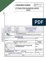 Hydrostatic Test Procedure Site RevD