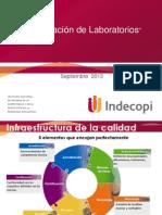 Acreditación de Laboratorios - Indecopi