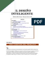 EL DISEÑO INTELIGENTE - VARIOS AUTORES