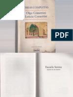 Obras Completas Olga Cossettini