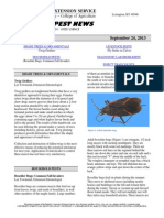 Kentucky Pest News, September 24, 2013