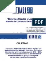 Reformas 2013