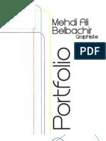 Mehdi graphic design portfolio 2009