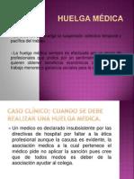 Huelga Medica