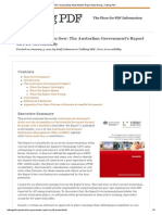 PDF Accessibility_ What AGIMO Report