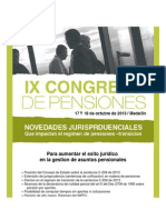 Mundo Jurídico - IX CONGRESO DE PENSIONES