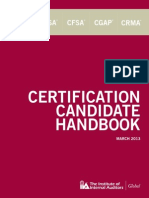 Certification Candidate Handbook (1)