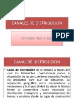 III Canales de Distribucion