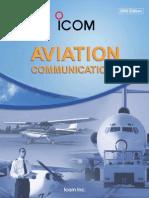 Icom Aviation Catalog 2008