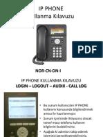Avaya User Manual