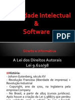 Aula 4 - Propriedade Intelectual Do Software.pptx