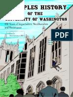 A People's History of the University of Washington - Zine 2013