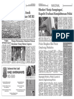Media Patriot Indonesia MPI Edisi 20 Halaman 3 dan 14