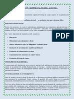 Planificacion y Documentacion de La Auditoria