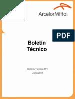 Boletín Técnico N1