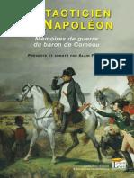 LE TACTICIEN DE NAPOLÉON