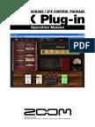 Zoom ZFX Plug-In