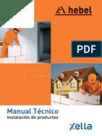 Manual Hebel