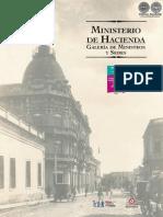 MINISTERIO DE HACIENDA - GALERIA DE MINISTROS Y SEDES - PARAGUAY - PORTALGUARANI