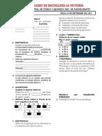 Examen Quimestral Fq 2do.