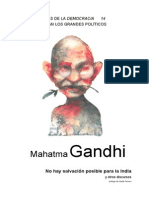 Gandhi Mahatma - Discursos