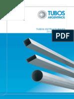 Catalogo Tubos Estructurales
