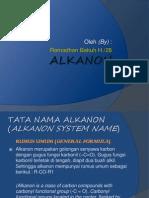 alkanon