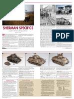 Sherman Specifics