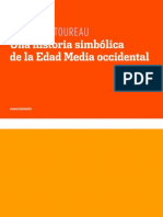 Michel Pastoureau, Una historia simbólica de la Edad Media occidental (fragmento)