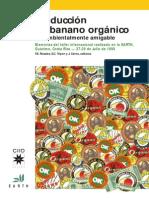 Cultivo de Banano Orgánico en Costa Rica